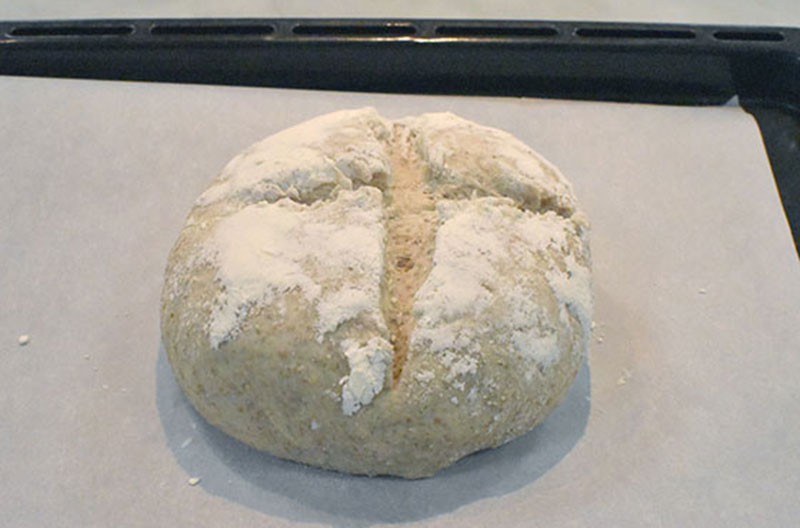 ライ麦パン作ってみた