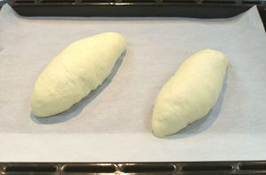 コッペパン作ってみた