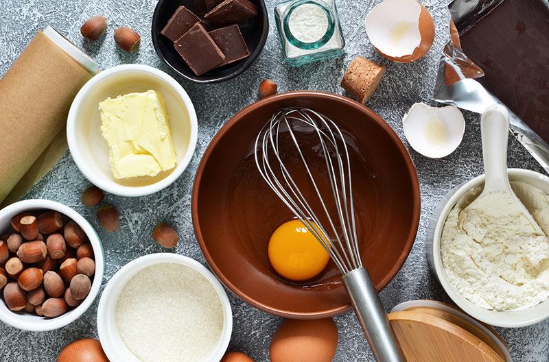 パン作り、材料の下準備・計量の気を付けたいこと